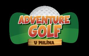 Adventure golf u Milína Příbram
